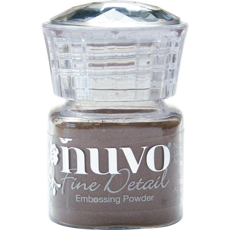 Poudre à embosser Nuvo Fine Detail - Copper Blush (Cuivre)