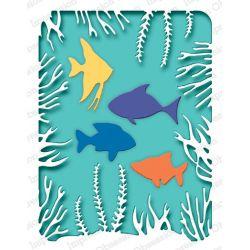 Die Impression Obsession - Sea Life Frame
