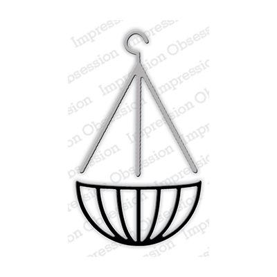 Die Impression Obsession - Hanging Basket