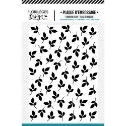 Plaque d'embossage Florilèges - Feuillages