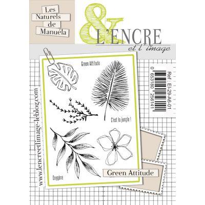 Tampons L'Encre & l'Image - Les Naturels de Manuela - Green Attitude