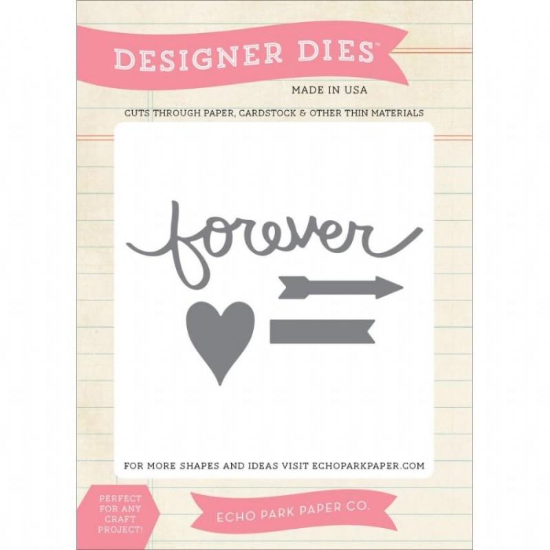 Die Carta Bella - Designer Dies - Forever