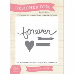 Die Echo Park - Designer Dies - Forever