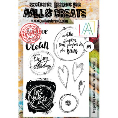 Tampons clear AALL & Create - 9