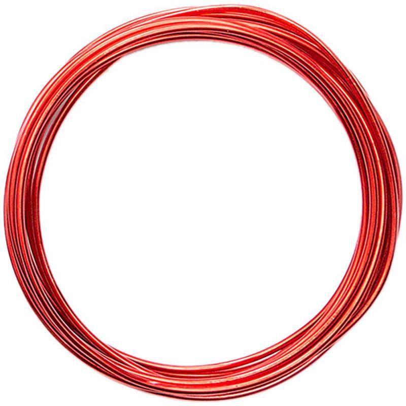 Fil métallique Happy JIG (5.5 m) - Rouge