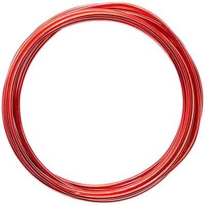 Fil métallique Happy JIG (5.5 m) - Rouge