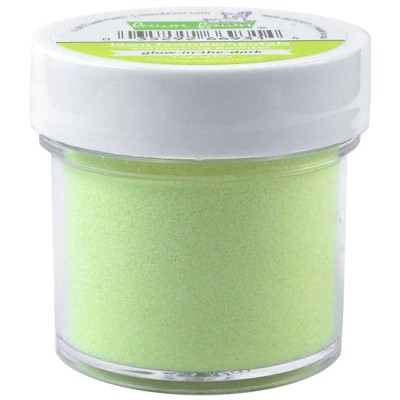 Poudre à embosser Lawn Fawn - Glow in the dark (Phosphorescent)