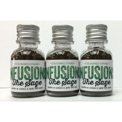 Pigments Infusions - The Sage