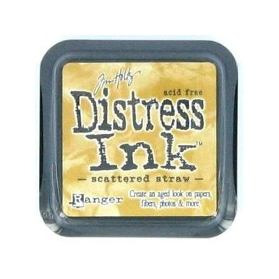 Encreur Distress Scattered Straw