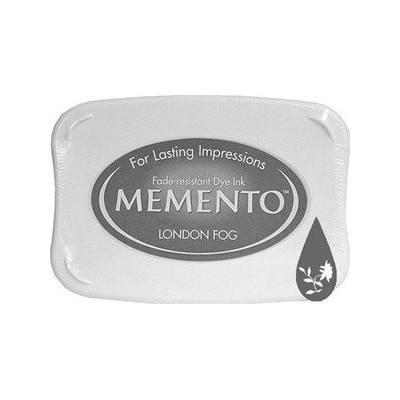 Encreur Memento London Fog
