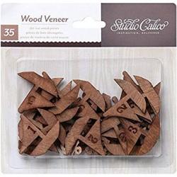 Wood Veneer - Boats & Anchors Atlantic