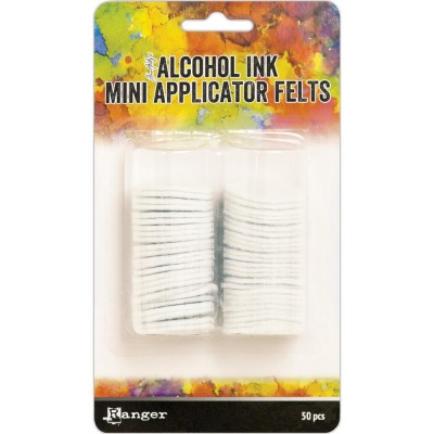 Recharges feutrine pour Mini Applicateurs Alcohol Ink