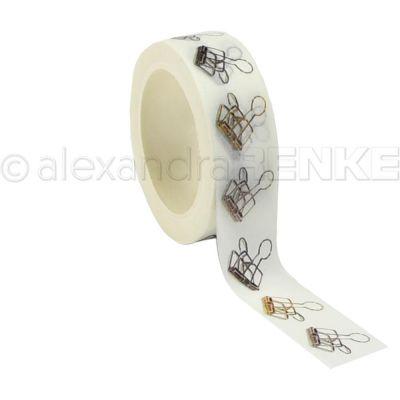 Washi Tape Alexandra Renke - Clips