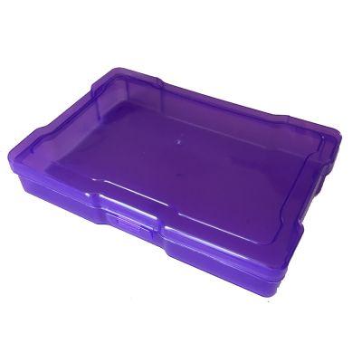 Boîte de rangement 17x11.6 cm - Violet