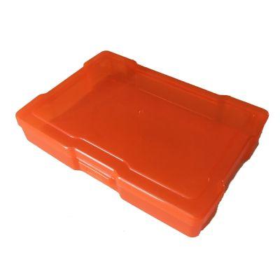 Boîte de rangement 17x11.6 cm - Orange