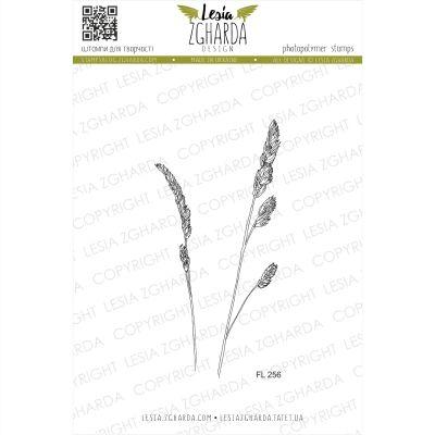 Tampons transparent Lesia Zgharda - Grass