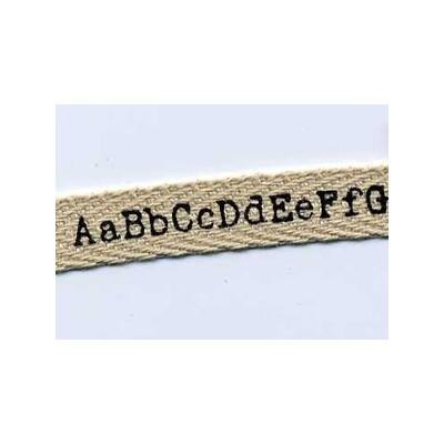 Ruban twill - AaBbCc...