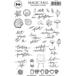 Stickers Studio Forty - Magic Fall