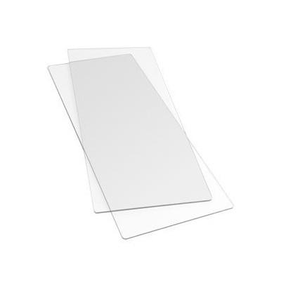 Plaques longues XL transparentes Sizzix (x2)