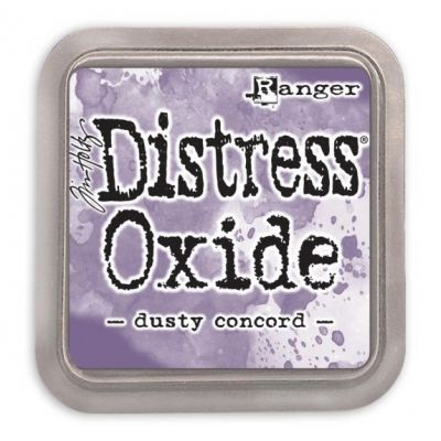 Encreur Distress Oxide - Dusty Concord