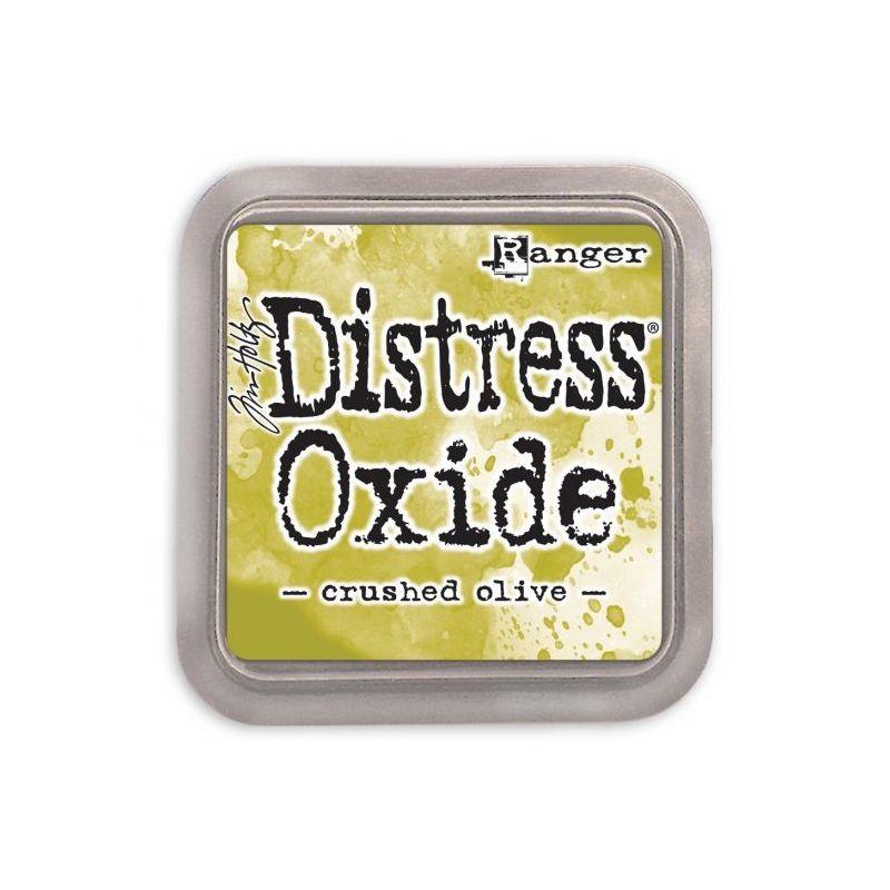Encreur Distress Oxide - Crushed Olive