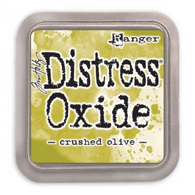 Encreur Distress Oxide - Crushed Olive
