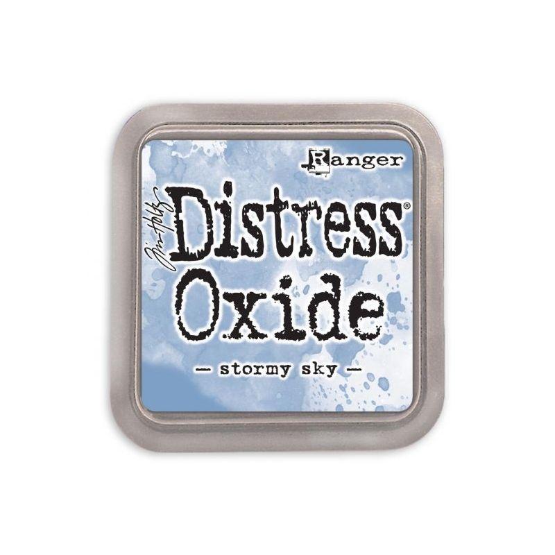 Encreur Distress Oxide - Stormy Sky