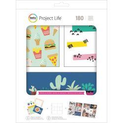 Kit Cartes Project Life - Wonder