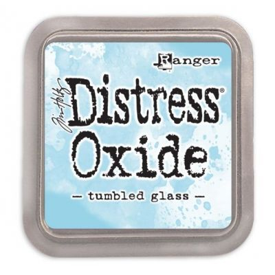 Encreur Distress Oxide - Tumbled Glass