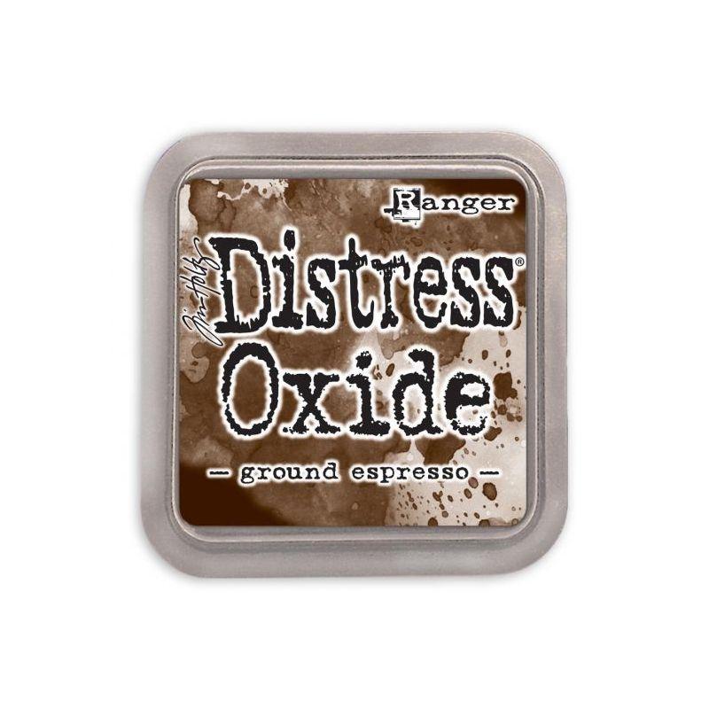 Encreur Distress Oxide - Ground Espresso