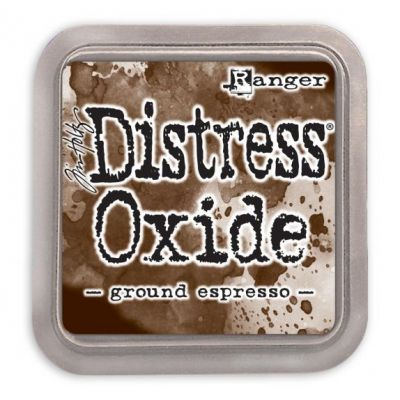 Encreur Distress Oxide - Ground Espresso