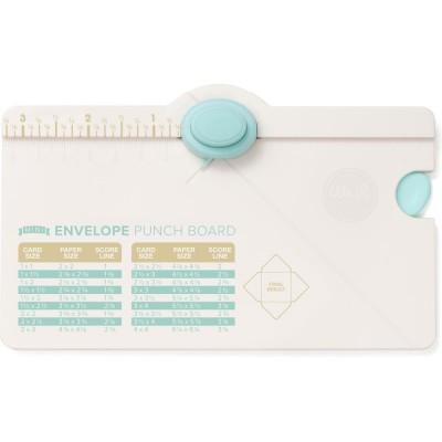 Mini Envelope Punchboard - Planche à plis pour enveloppes
