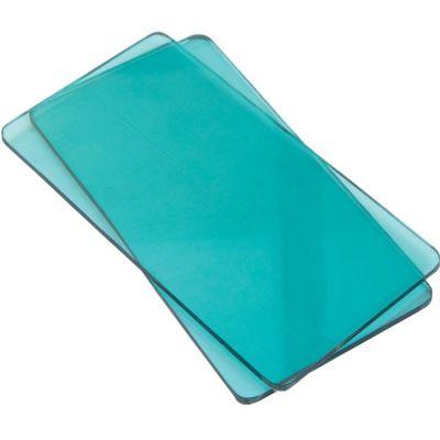 Plaques aqua Sizzix (x2) Petit Format (Sidekick)