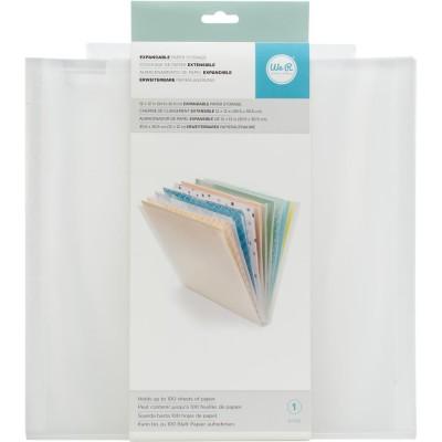 Rangement pour papiers 30x30 extensible