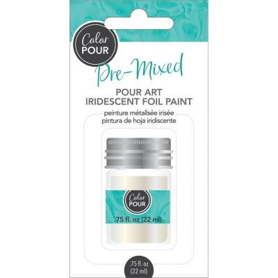 Color Pour - Peinture métallisée pré-mélangée - Iridescent
