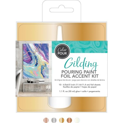 Color Pour - Kit Foil Accent