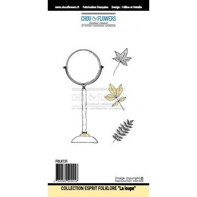 Tampons Chou & Flowers - Esprit Folklore - La loupe