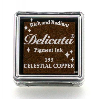 Mini encreur Delicata - Celestial Copper