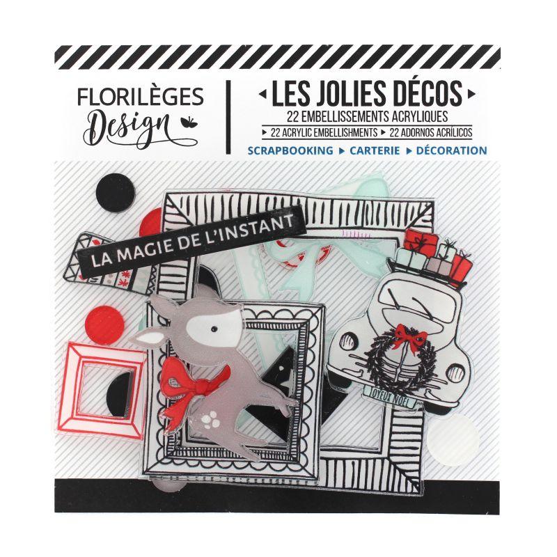Les Jolies Décos Florilèges - Magie de l'instant