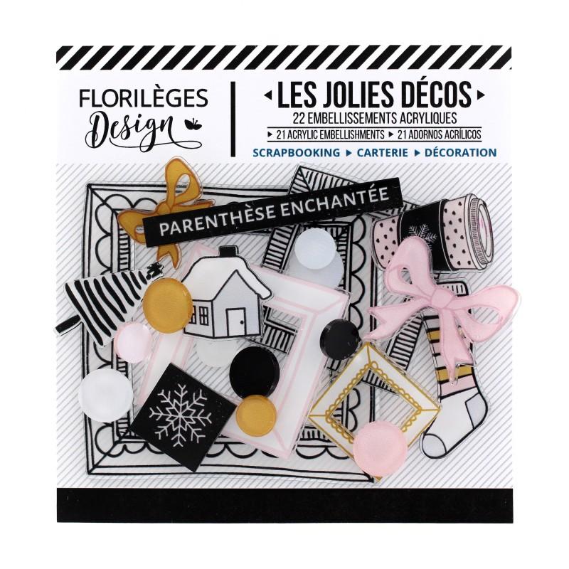 Les Jolies Décos Florilèges - Parenthèse Enchantée