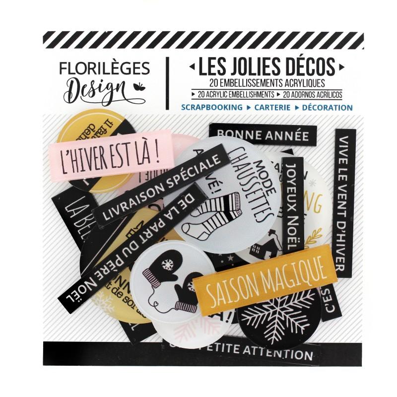 Les Jolies Décos Florilèges - Saison Du Cocooning