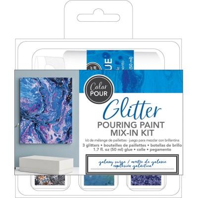 Color Pour - Kit de mélange de paillettes - Galaxy Surge