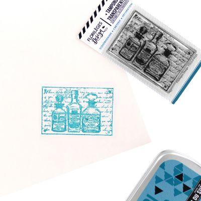 Tampons transparents Florilèges - Capsules 2018 - Trio de Flacons