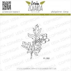 Tampons transparent Lesia Zgharda - Hawthorn Branch