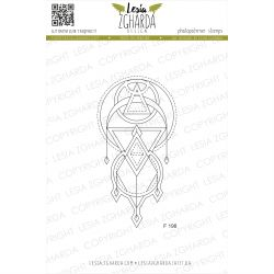 Tampons transparent Lesia Zgharda - Dreamcatcher