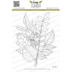 Tampons transparent Lesia Zgharda - Fall Bouquet with Berries (big)