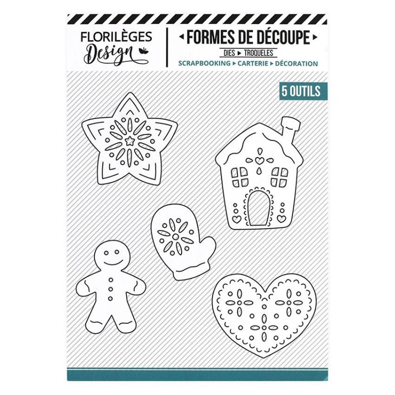 Dies Sweety Cuts - Noël Gourmand