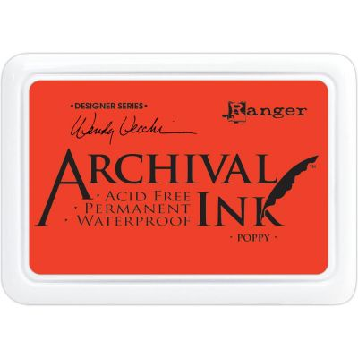 Encre Archival Ink - Poppy
