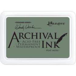 Encre Archival Ink - Peat Moss