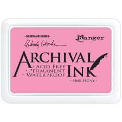 Encre Archival Ink - Pink Peony